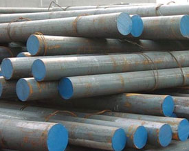 Alloy Steel Round Bars our stockyard