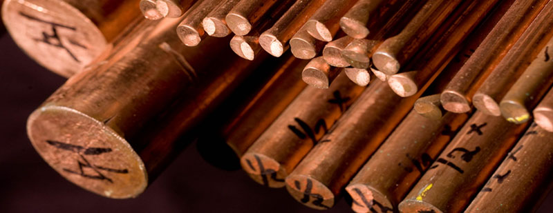 Copper Nickel Cu-Ni 90 / 10 (C70600) Round Bars