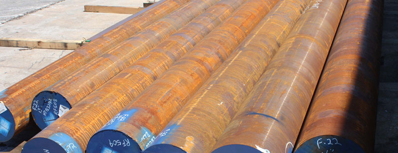 Nickel & High Nickel Alloys Round Bar