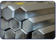 Duplex & Super Duplex Hex bar