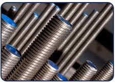 Nickel Alloy  Threaded bar
